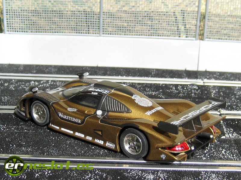 scratch build y porsche escala 1 32 de ernesto coleccion de modelos porsche. Black Bedroom Furniture Sets. Home Design Ideas