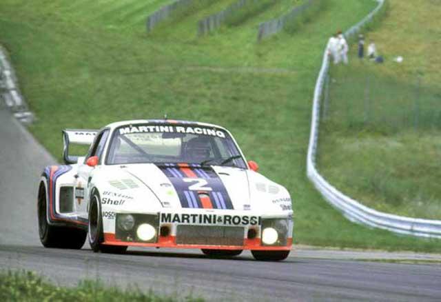 Porsche 935, Watkins Glen 1976